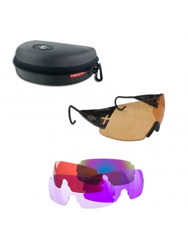 (KIT) Master  English Style Negra + 6 Lentes
