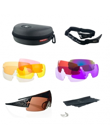 (KIT) Master Simple Carbono + 9 Lentes