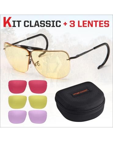 (KIT) Classic + 3 Lentes