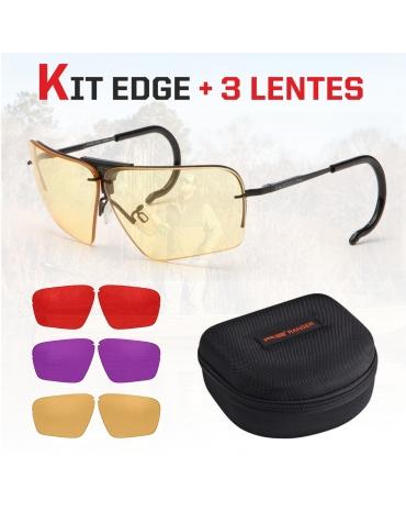 (KIT) Edge + 3 Lentes
