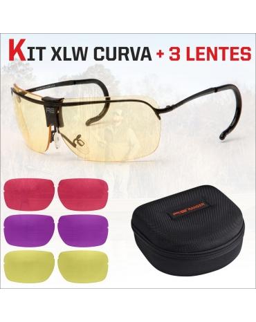 (KIT) XLW Cable + 3 Lentes
