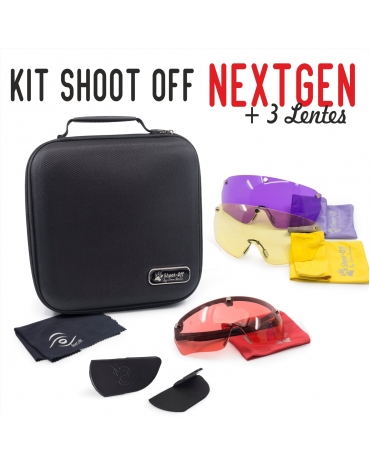 (KIT) Shoot Off NextGen (Sistema de imán)