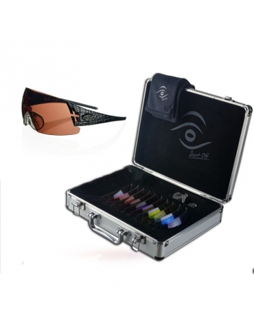 (KIT) Master Simple Carbono + 11 Lentes