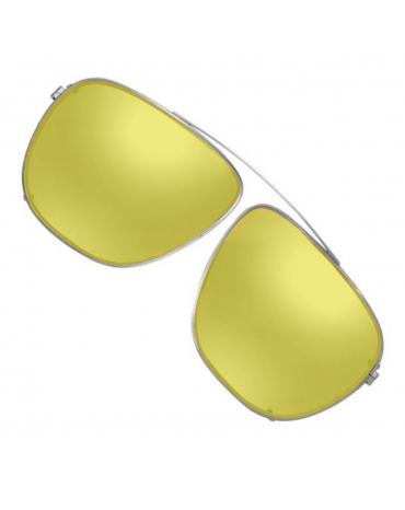 Clip Nº52 Amarillo Medio Sporter
