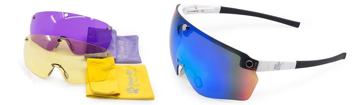 Gafas de Tiro Shoot Off Nextgen